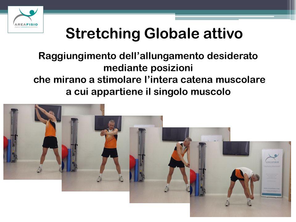 Stretching Globale attivo