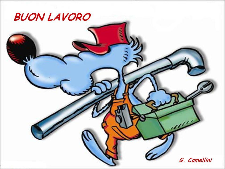 BUON LAVORO G. Camellini