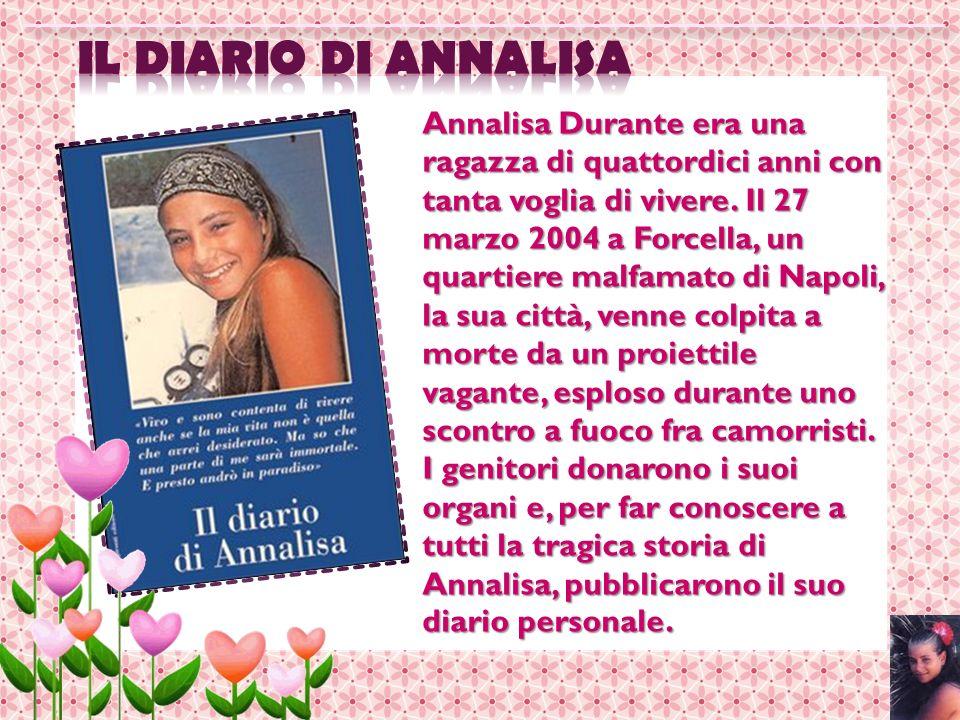 il diario di AnnaLISA