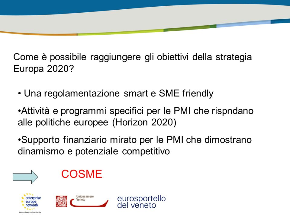 Come è possibile raggiungere gli obiettivi della strategia Europa 2020