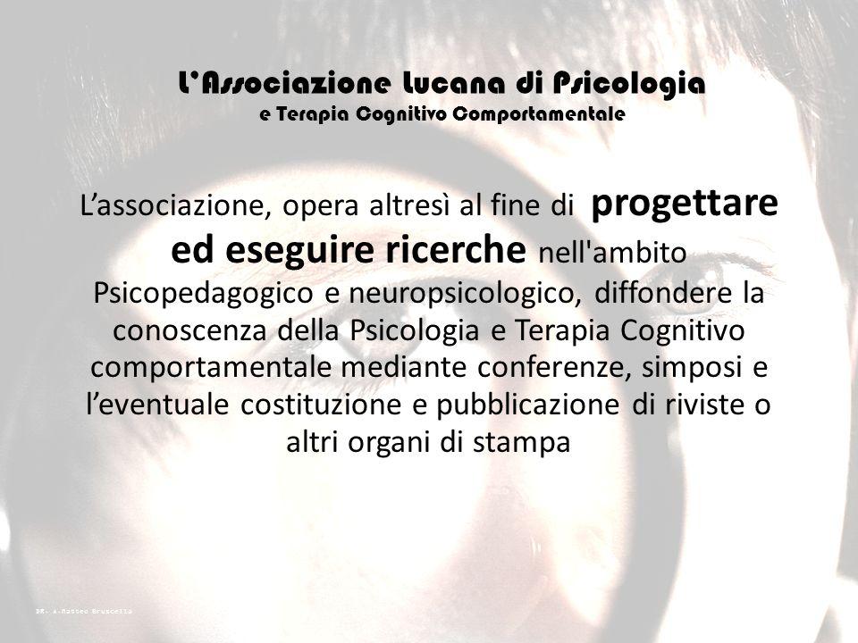 L'Associazione Lucana di Psicologia