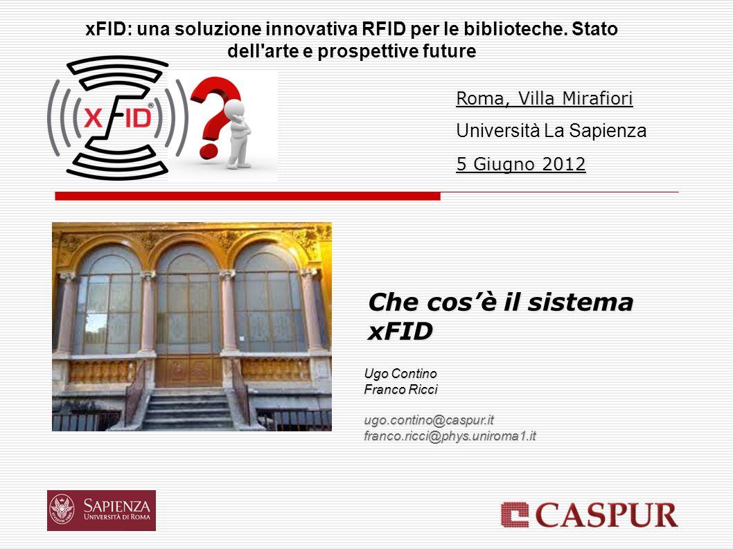 Che cos'è il sistema xFID