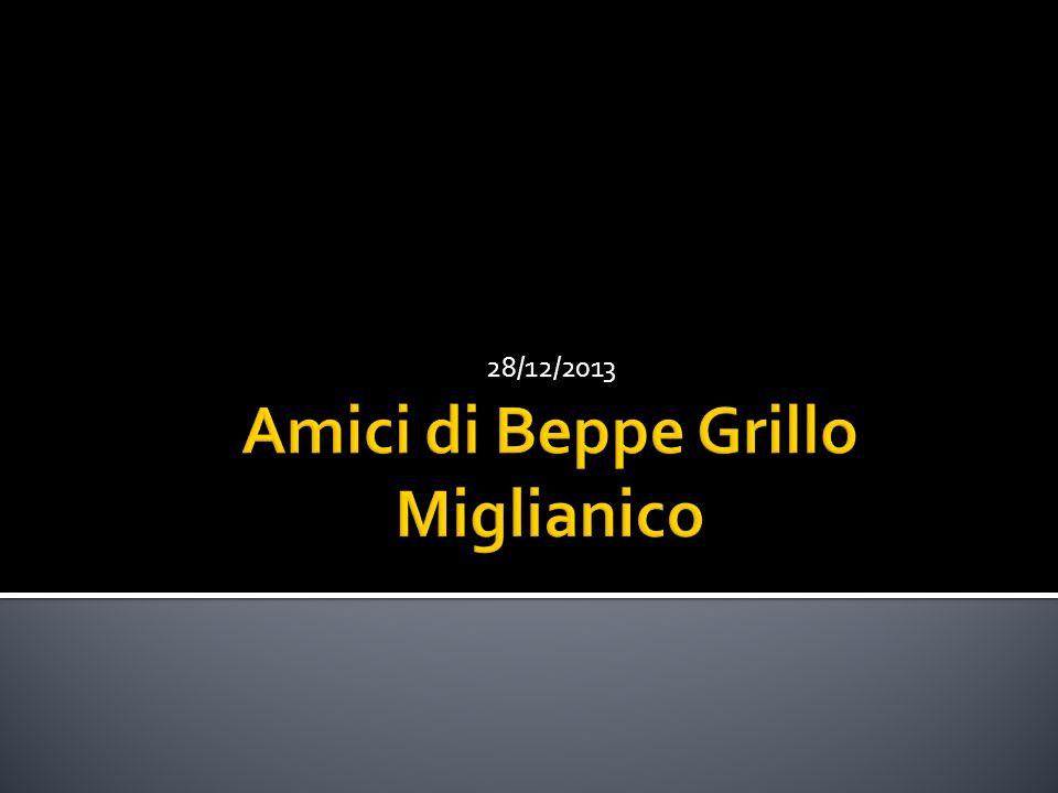 Amici di Beppe Grillo Miglianico