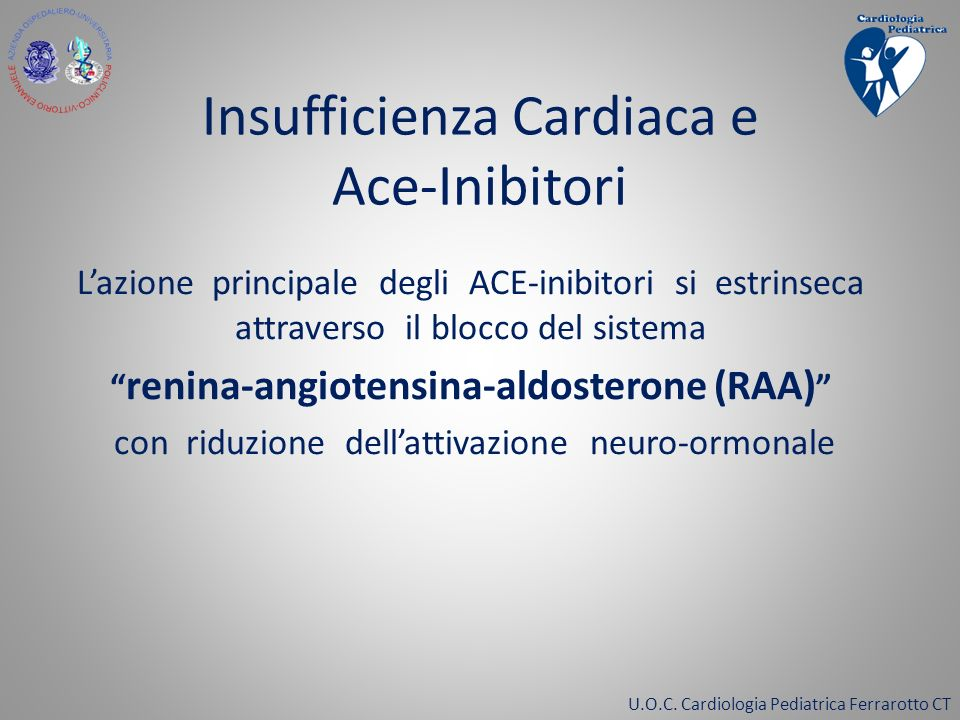 Insufficienza Cardiaca e Ace-Inibitori
