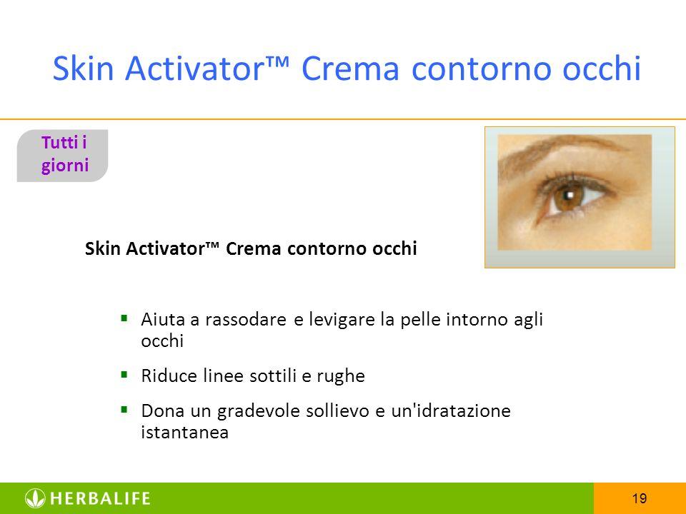 Skin Activator™ Crema contorno occhi