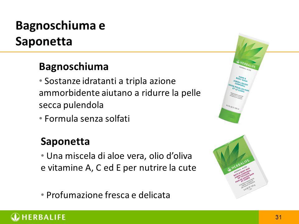 Bagnoschiuma e Saponetta Bagnoschiuma Saponetta