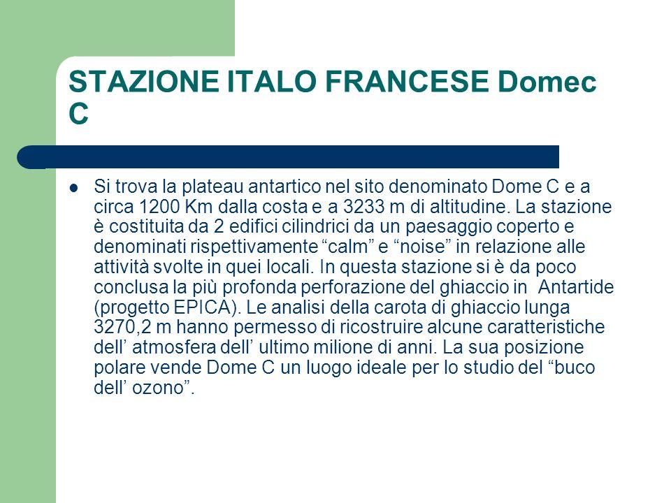 STAZIONE ITALO FRANCESE Domec C