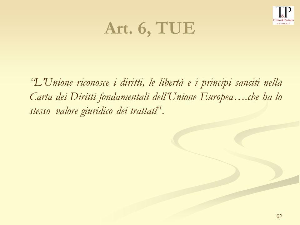 Art. 6, TUE