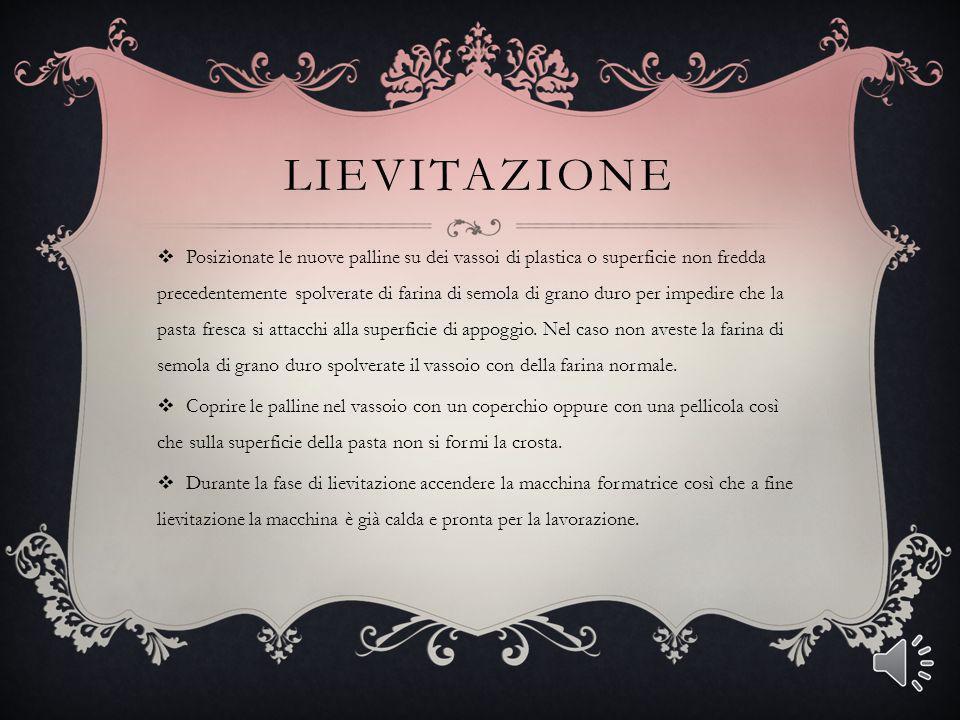 lievitazione