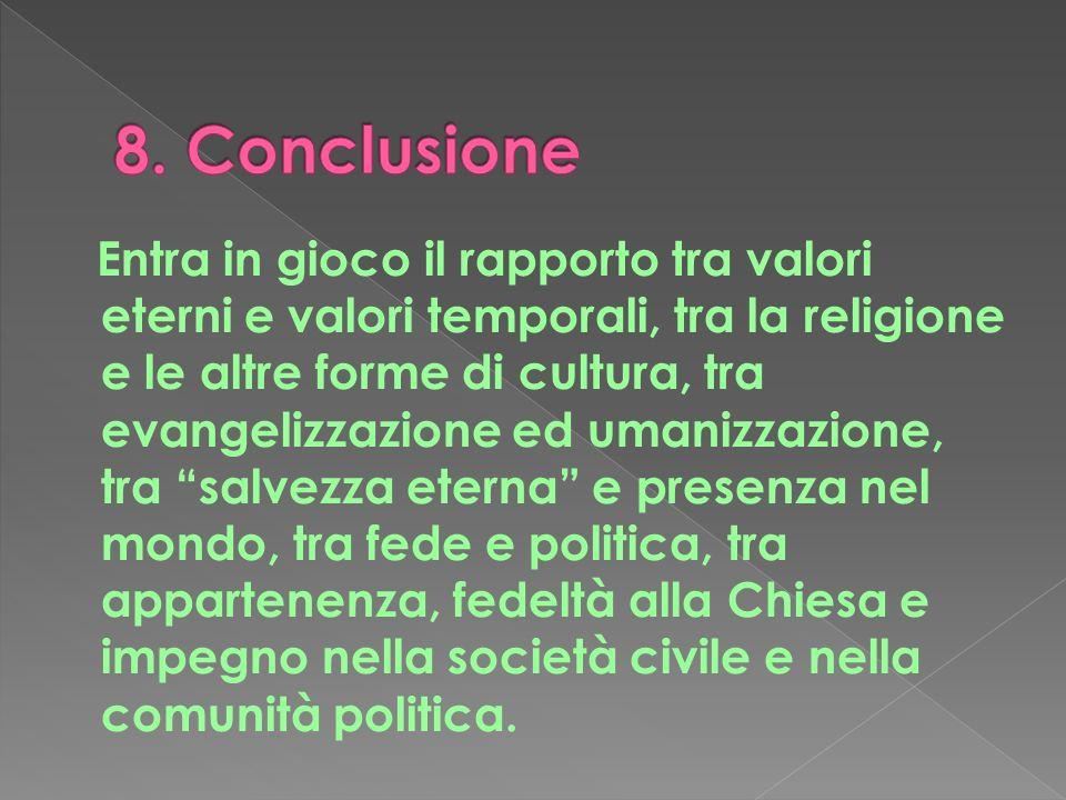 8. Conclusione