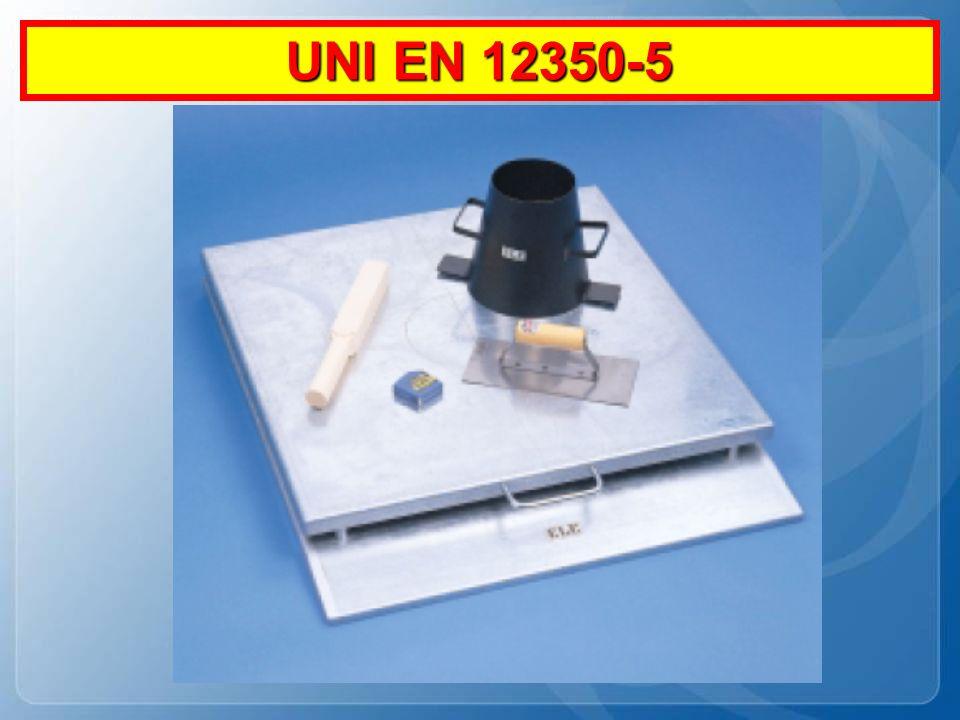 UNI EN 12350-5