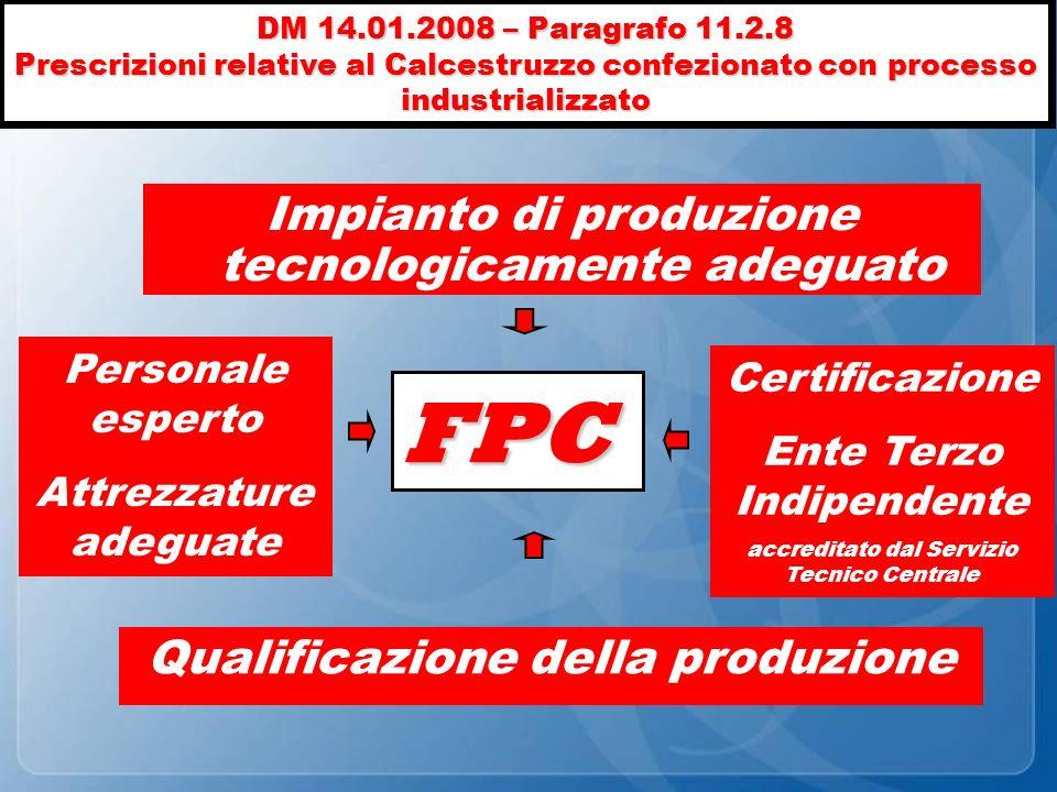 FPC Impianto di produzione tecnologicamente adeguato