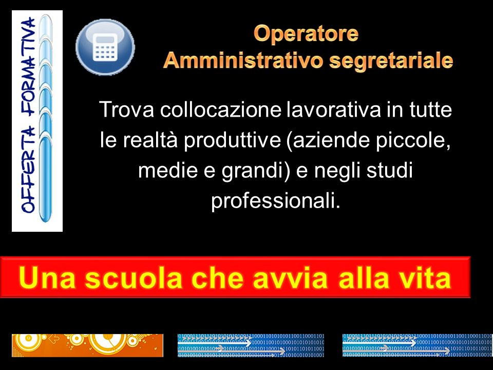 Amministrativo segretariale
