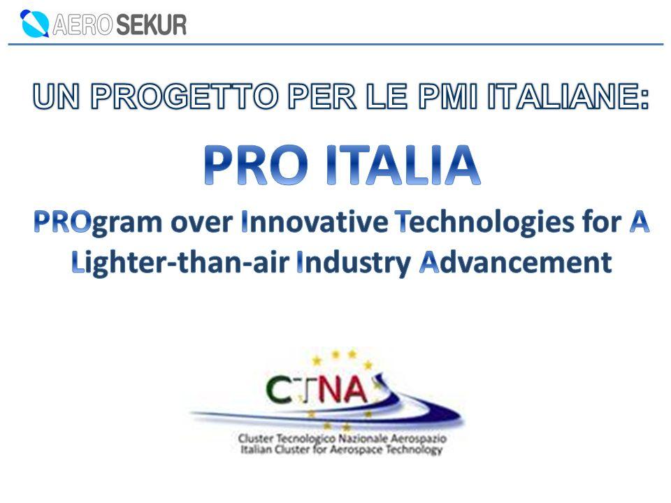 UN PROGETTO PER LE PMI ITALIANE: