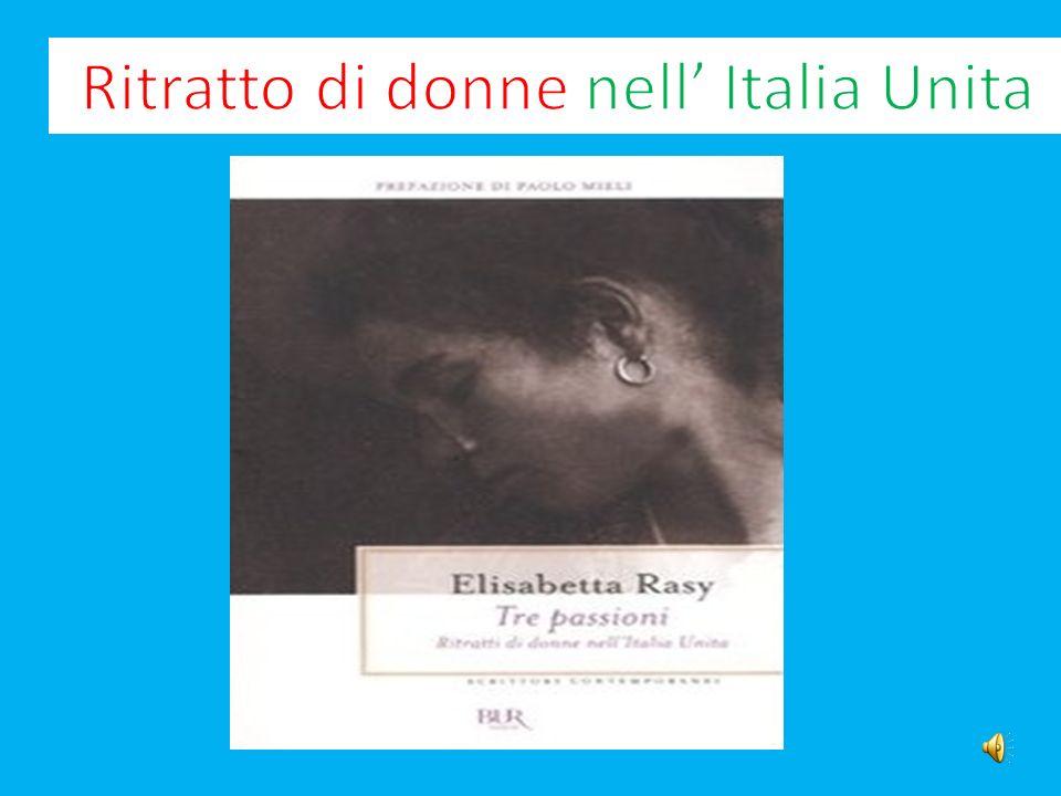 Ritratto di donne nell' Italia Unita