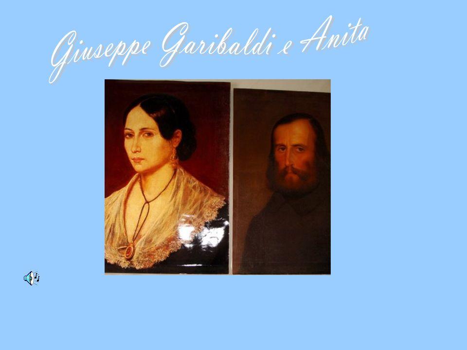 Giuseppe Garibaldi e Anita