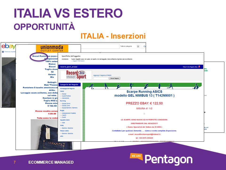 Italia vs estero opportunità