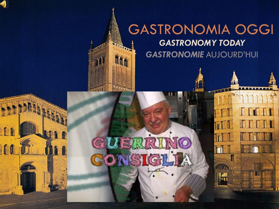GASTRONOMY TODAY GASTRONOMIE AUJOURD'HUI