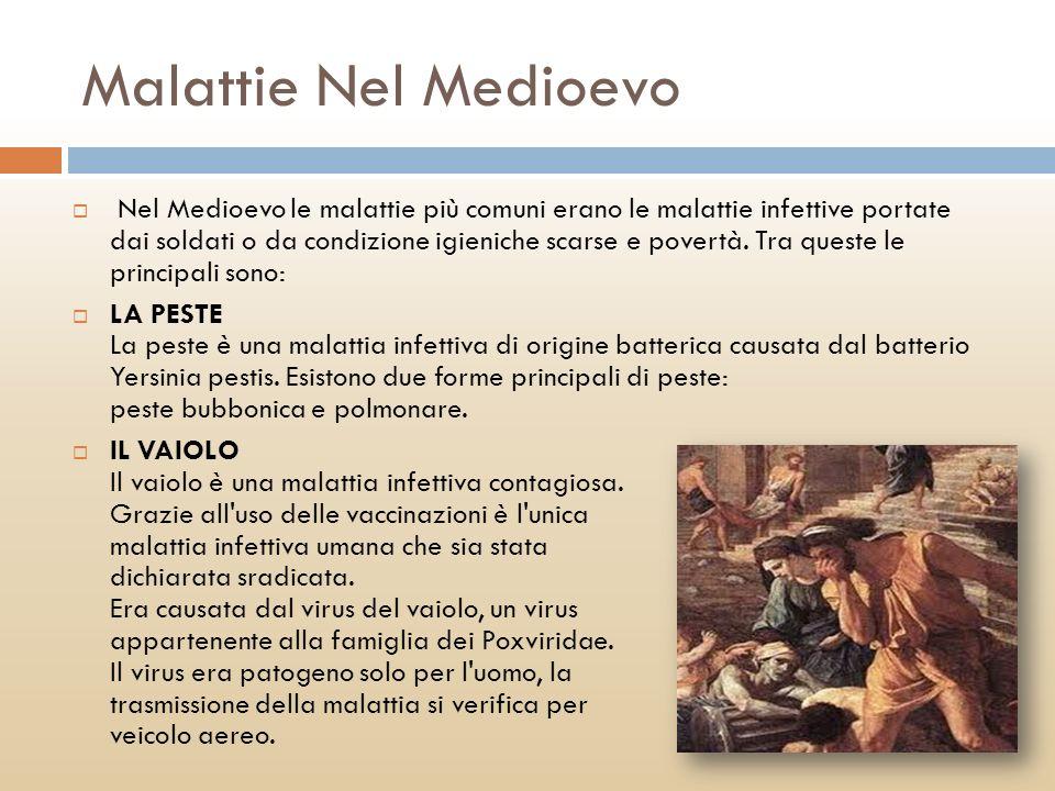 Malattie Nel Medioevo