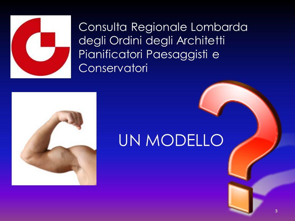 Consulta Regionale Lombarda degli Ordini degli Architetti Pianificatori Paesaggisti e Conservatori