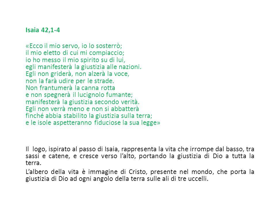 Isaia 42,1-4