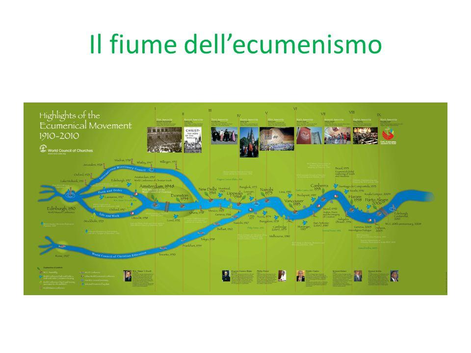 Il fiume dell'ecumenismo