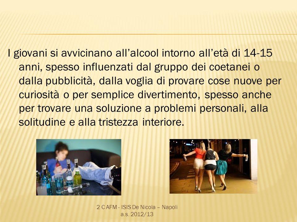 2 C AFM - ISIS De Nicola – Napoli a.s. 2012/13