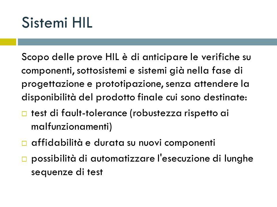 Sistemi HIL