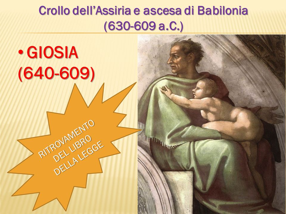 Crollo dell'Assiria e ascesa di Babilonia