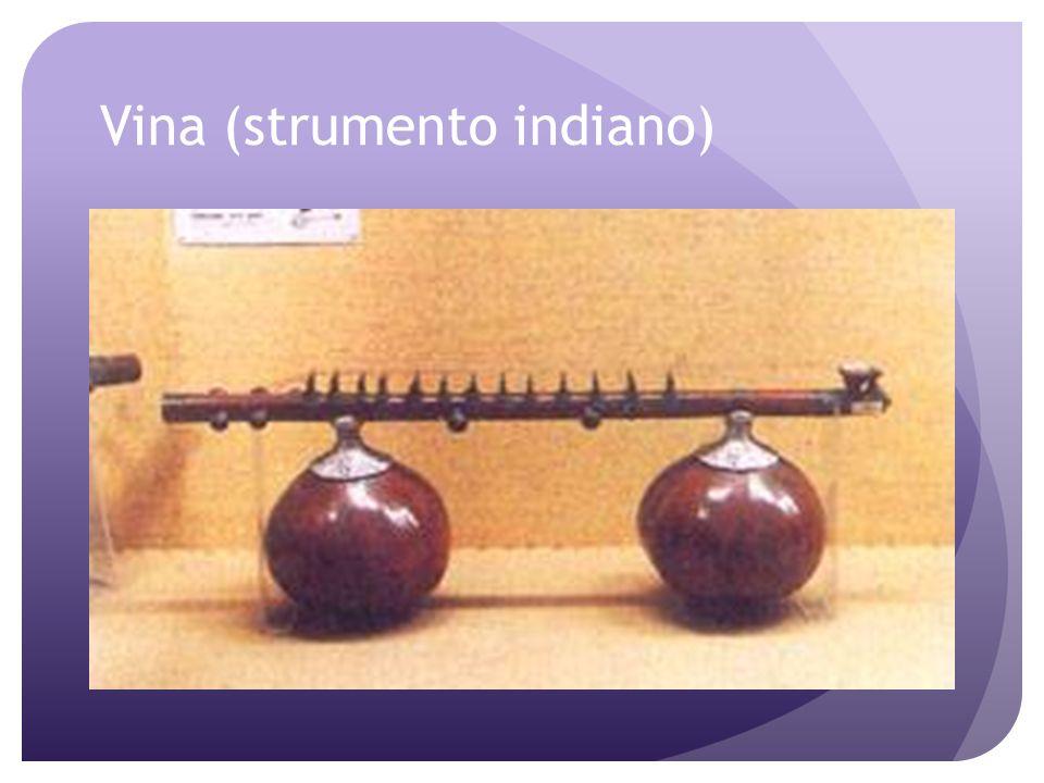 Vina (strumento indiano)