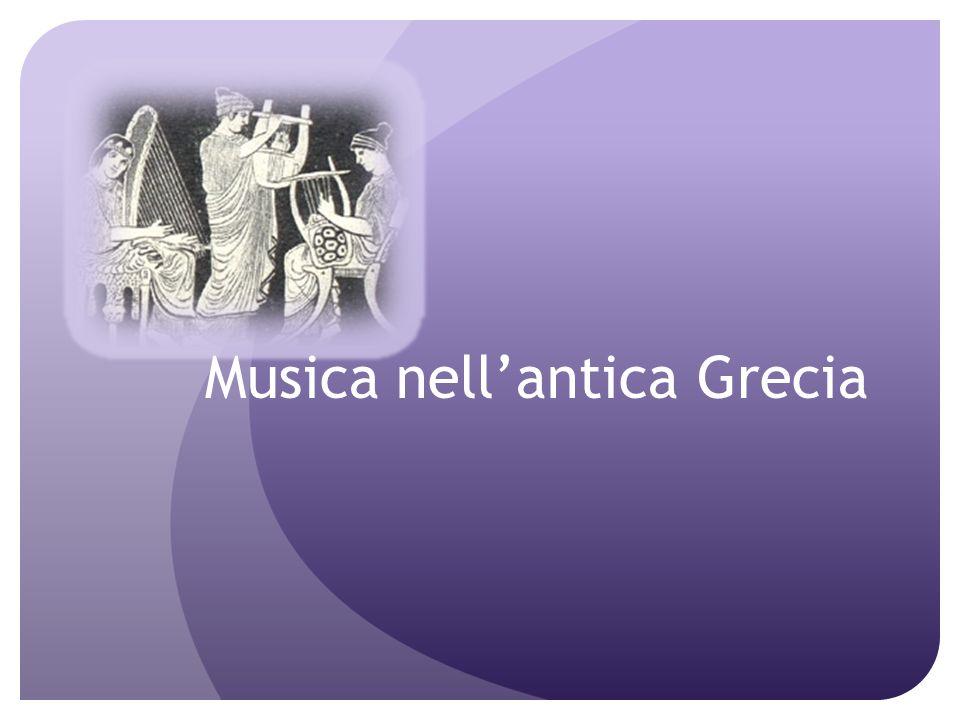 Musica nell'antica Grecia
