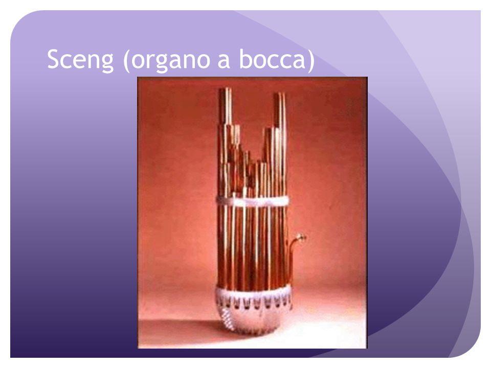 Sceng (organo a bocca)