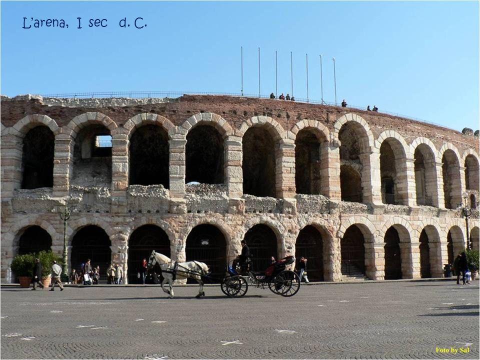 L'arena, I sec d. C.
