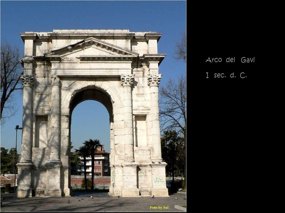 Arco dei Gavi I sec. d. C.