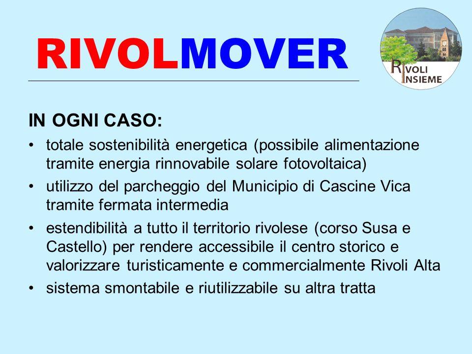 RIVOLMOVER IN OGNI CASO: