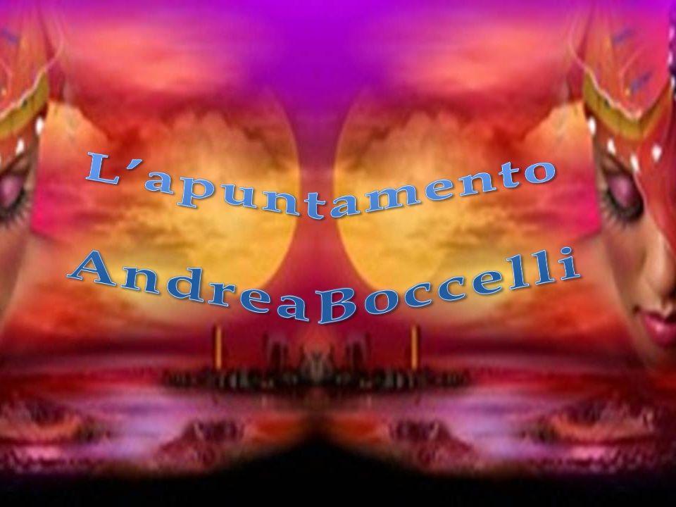 L'apuntamento AndreaBoccelli