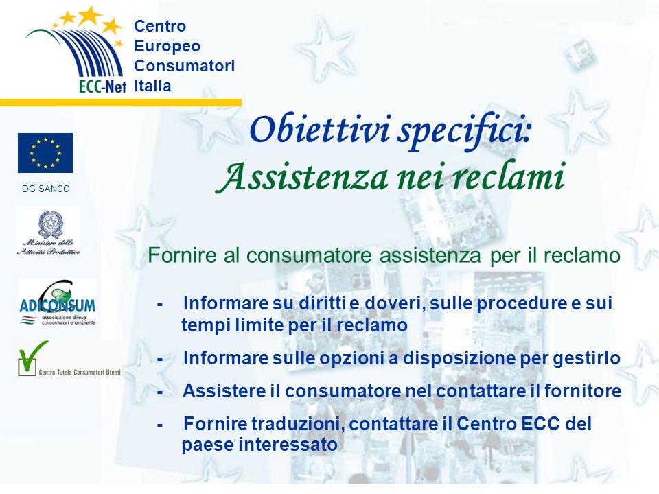 Centro Europeo Consumatori Italia