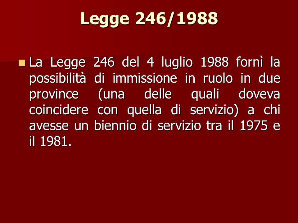 Legge 246/1988