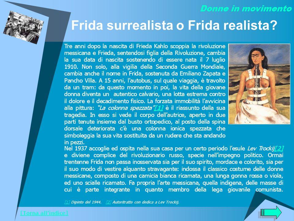 Frida surrealista o Frida realista