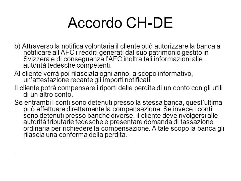 Accordo CH-DE