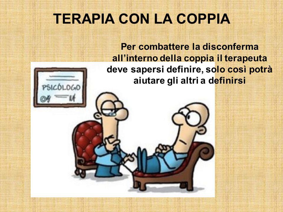 TERAPIA CON LA COPPIA
