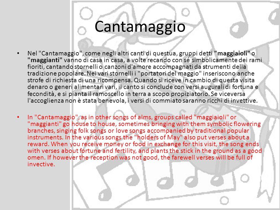 Cantamaggio