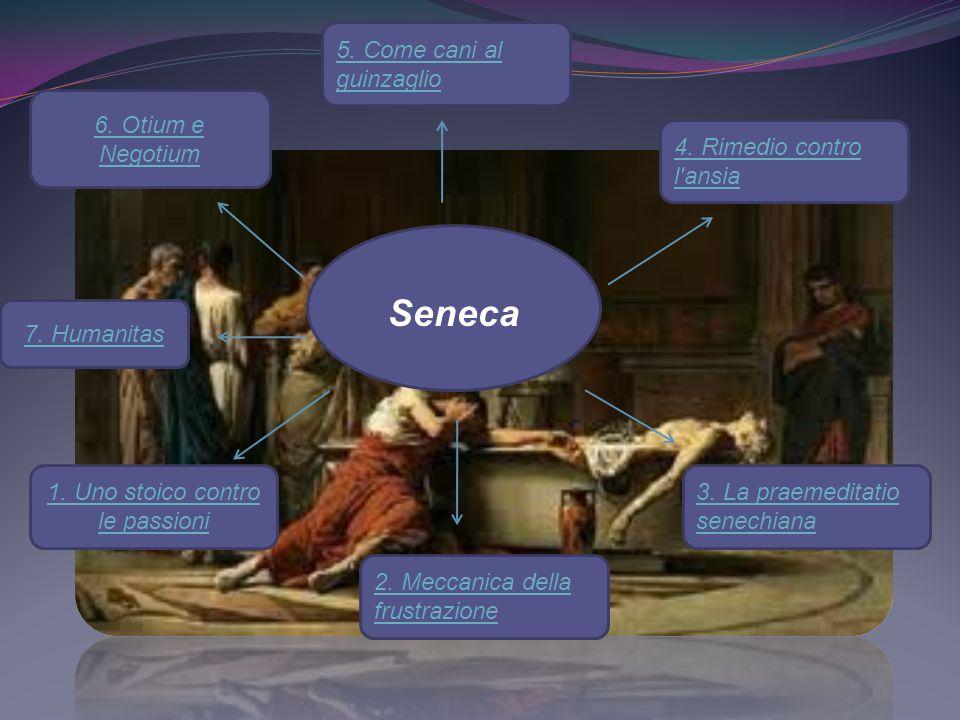 1. Uno stoico contro le passioni
