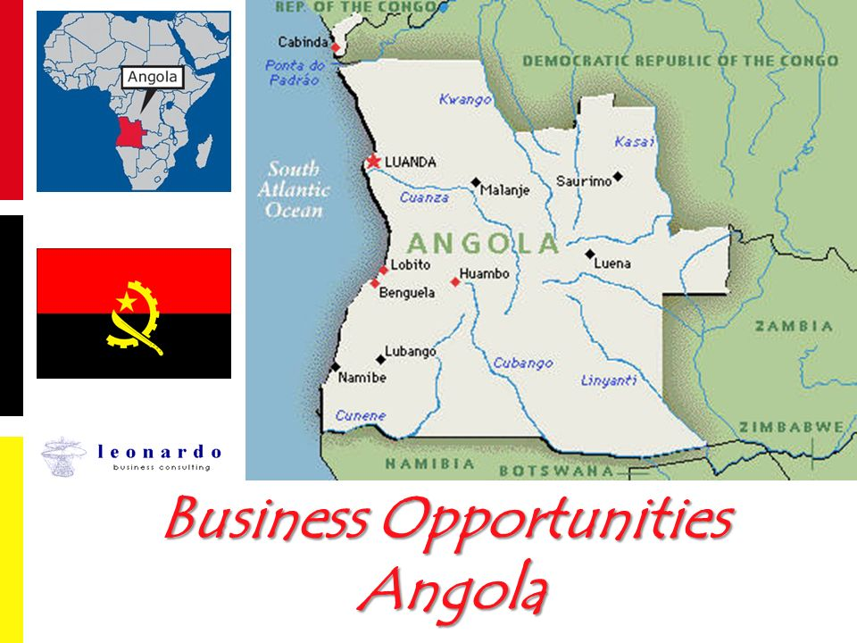 Business Opportunities Angola