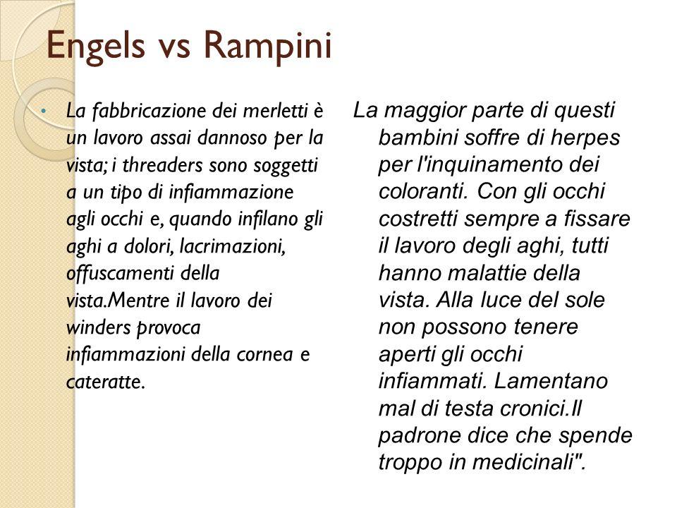 Engels vs Rampini