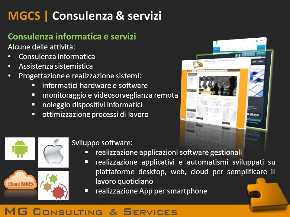 MGCS | Consulenza & servizi
