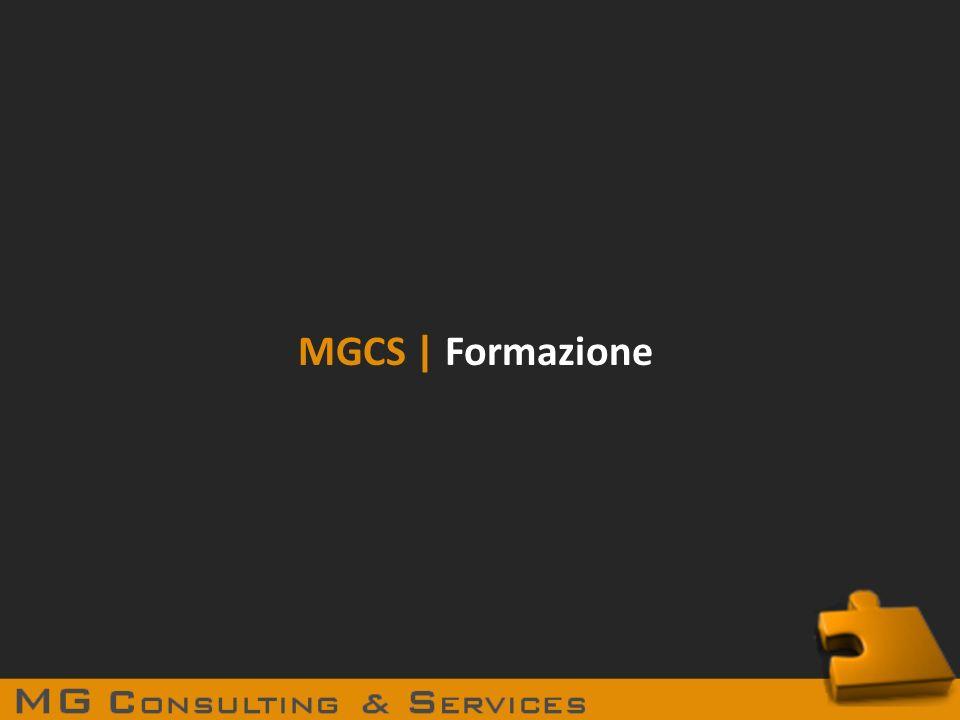 MGCS | Formazione