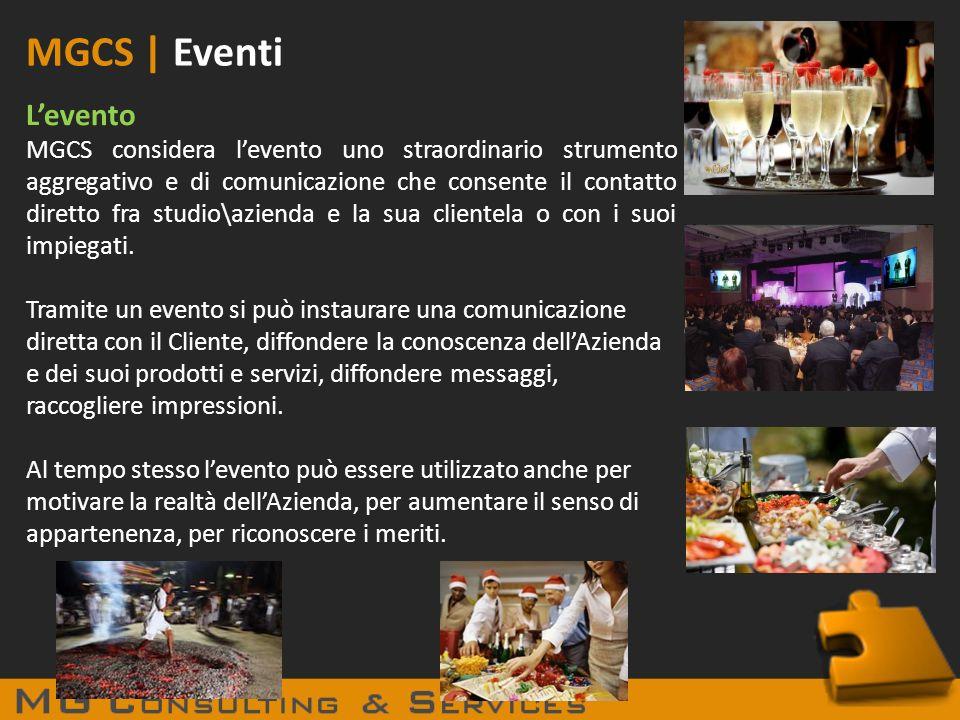 MGCS | Eventi L'evento.