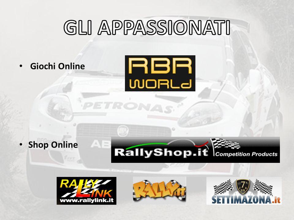 GLI APPASSIONATI Giochi Online Shop Online
