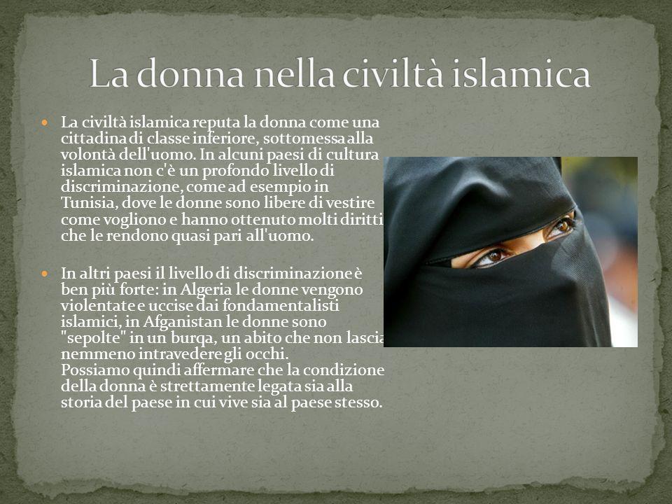 La donna nella civiltà islamica